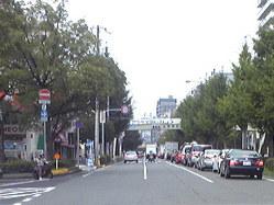 735神戸市中央区山麓バイパス入り口(古畳処分)