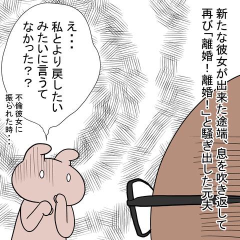 続・不倫騒動!第二章③〜離婚デモ再び〜