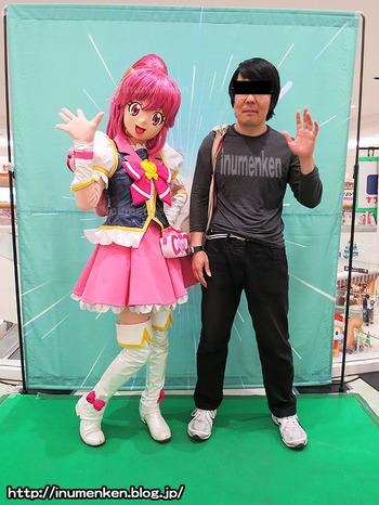 n_p_98(プリキュア握手会+撮影会_(足立区・西新井のアリオ)