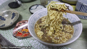 n_t_70カップ麺「肉王」完成(エースコック)