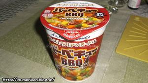 n_t_39カップ麺「バーベキュー味」