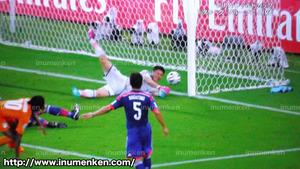tv_25(サッカーW杯「日本VSコートジボワール」2点目