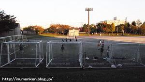 sp_30「サッカー」総合スポーツセンター(足立区・東保木間)