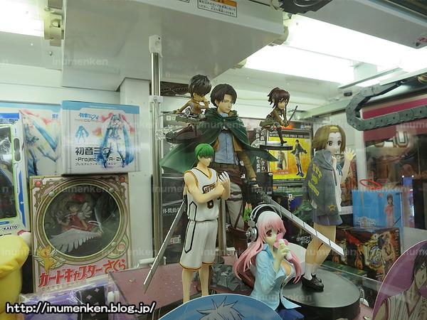 n_s_578(ゲームセンター「セガ」UFO進撃リヴァイ(足立区・竹ノ塚)
