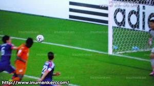 tv_21(サッカーW杯「日本VSコートジボワール」ヘディング