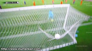 tv_15(「日本VSコートジボワール」本田ゴールがネットを揺らす