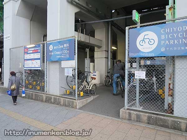 n_st_169(秋葉原の自転車置き場