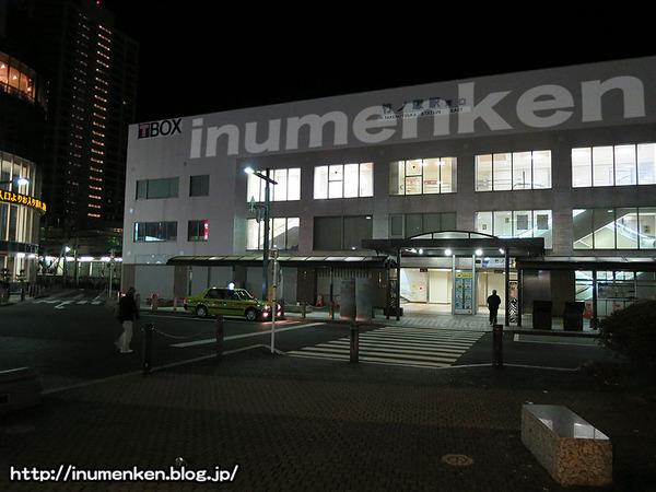 n_s_669(竹ノ塚駅「プロジェクションマッピング」(足立区)