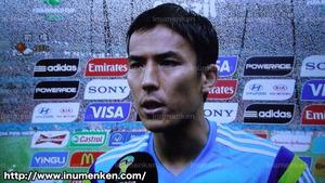 tv_28(W杯「日本VSコートジボワール」長谷部の試合後のインタビュー
