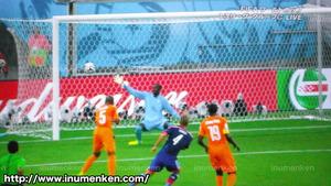 tv_14(サッカーW杯「日本VSコートジボワール」本田ゴールシーン