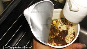 n_t_41カップ麺「バーベキュー味」