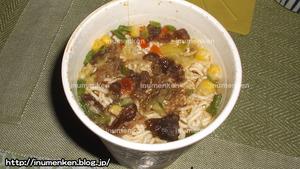n_t_42カップ麺「バーベキュー味」