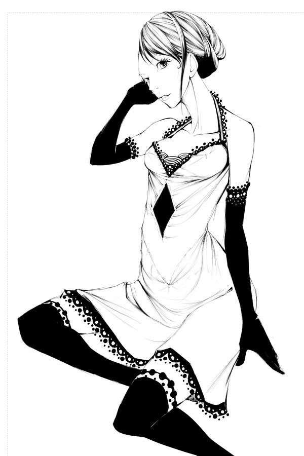mcg_16.6添削_白黒の線画_人体女性