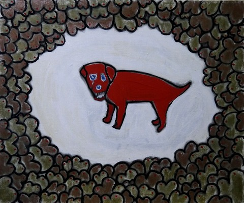 2F西4中右F202002~2003( 赤い犬)