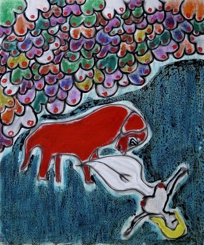 F202002~2003( 赤い犬と女)