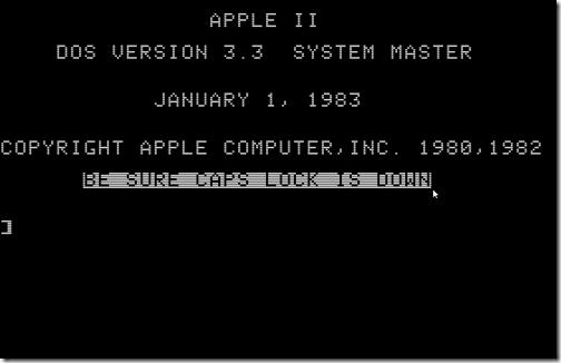 Apple2DOS
