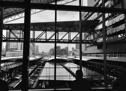大阪駅秩序