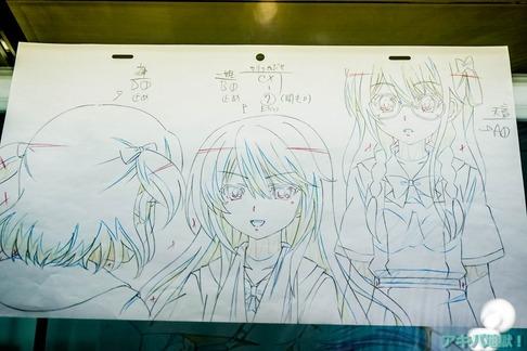 UDXアニメセンターグリザイアの果実展-57