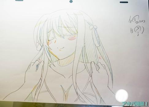 UDXアニメセンターグリザイアの果実展-56