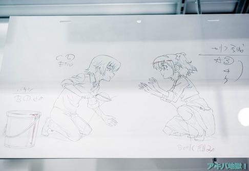 UDXアニメセンターグリザイアの果実展-72