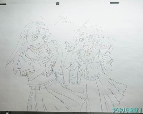 UDXアニメセンターグリザイアの果実展-86