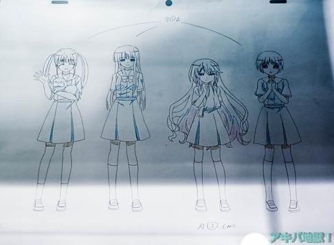 UDXアニメセンターグリザイアの果実展-63