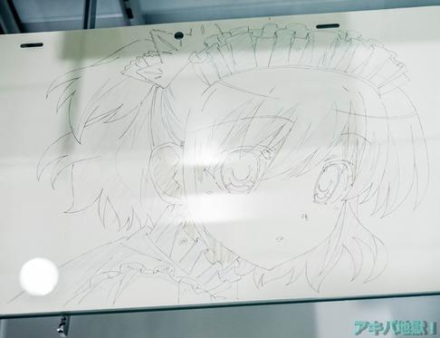 UDXアニメセンターグリザイアの果実展-75