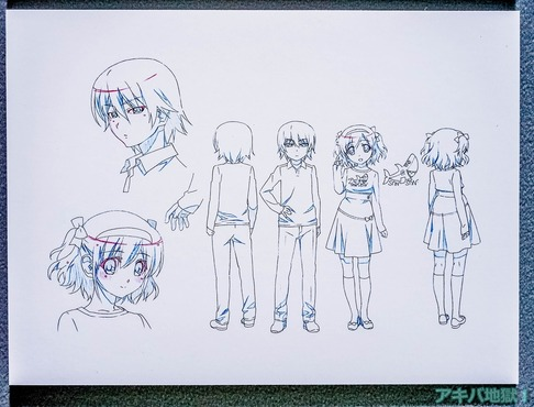 UDXアニメセンターグリザイアの果実展-28