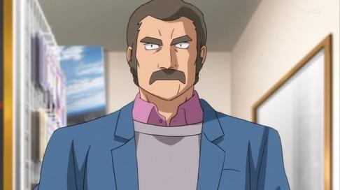 「ガンダムBF」ラルさん役広瀬正志さんが病気療養のため長期入院