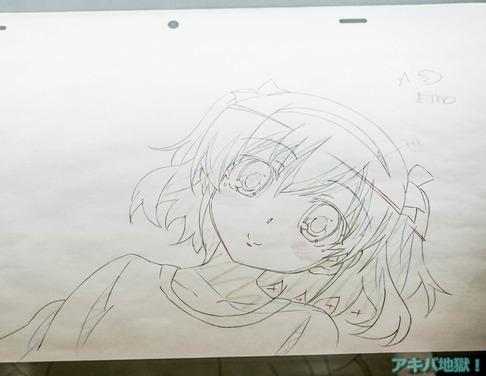 UDXアニメセンターグリザイアの果実展-70