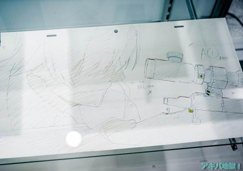 UDXアニメセンターグリザイアの果実展-82