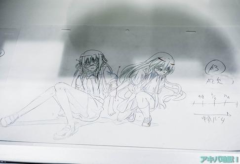 UDXアニメセンターグリザイアの果実展-66