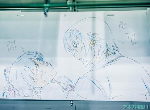 UDXアニメセンターグリザイアの果実展-53