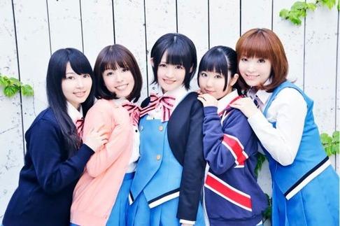 きんいろモザイク初ライブBD特典に「新曲MVエキストラ出演権」