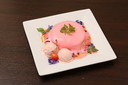マンゴーテラス_シィルのもこもこベリーミックスパンケーキ