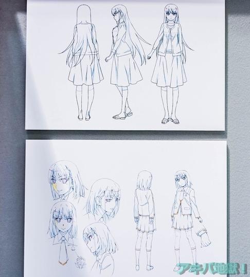 UDXアニメセンターグリザイアの果実展-23
