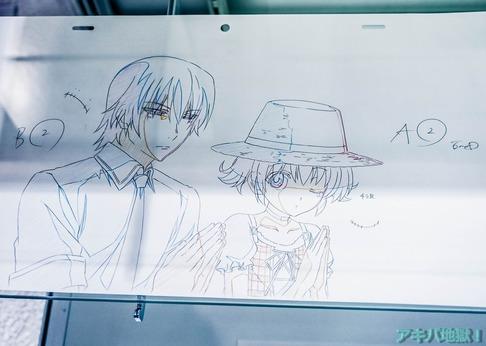 UDXアニメセンターグリザイアの果実展-51