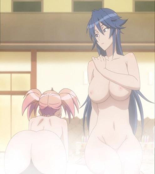 「トリアージX」BD1巻で乳首解禁-15