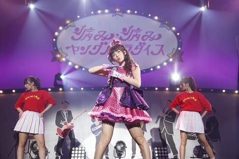 上坂すみれさんが80年代アイドル歌謡曲をカバーした企画CDが登場
