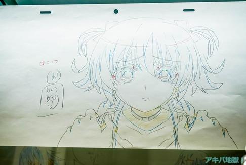 UDXアニメセンターグリザイアの果実展-49