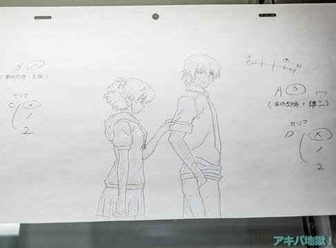 UDXアニメセンターグリザイアの果実展-71