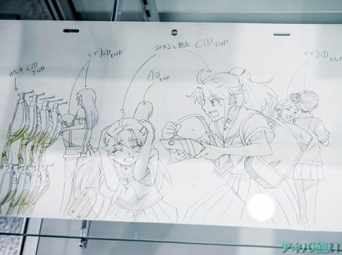 UDXアニメセンターグリザイアの果実展-87