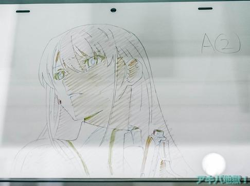 UDXアニメセンターグリザイアの果実展-81