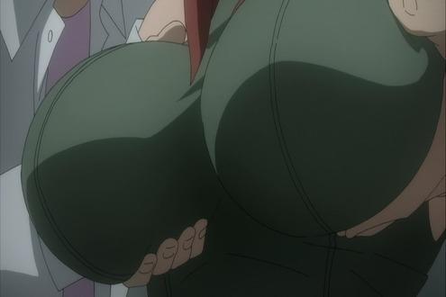 「トリアージX」BD1巻で乳首解禁-09