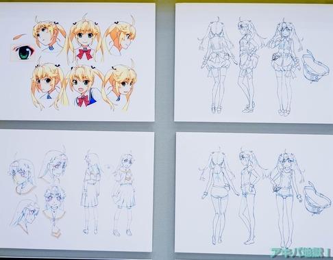 UDXアニメセンターグリザイアの果実展-18