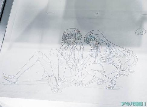 UDXアニメセンターグリザイアの果実展-67