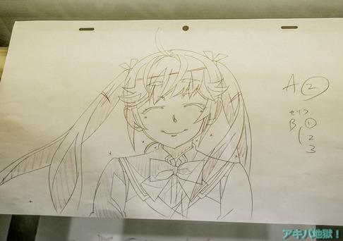 UDXアニメセンターグリザイアの果実展-85