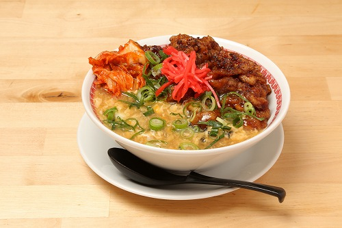 肉汁麺ススム_最強を目指すチルディのための最強肉汁丼