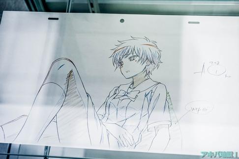 UDXアニメセンターグリザイアの果実展-60