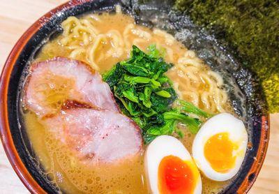 「麺舎 十紋字」